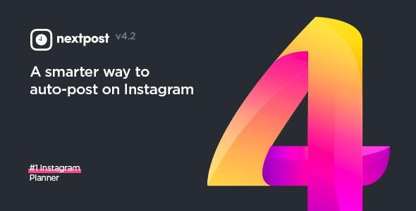 Instagram Media Planner        Nulled