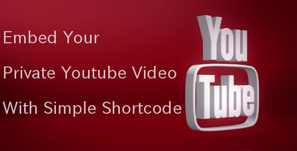 Youtube Embed Force - CodeCanyon Item for Sale