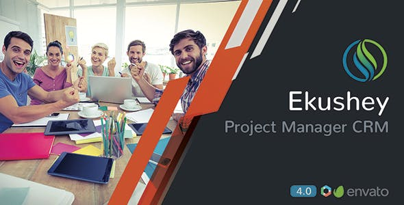 Ekushey Project Manager CRM