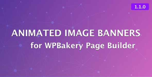 Animated Image Banners for WPBakery Page Builder - CodeCanyon Item for Sale