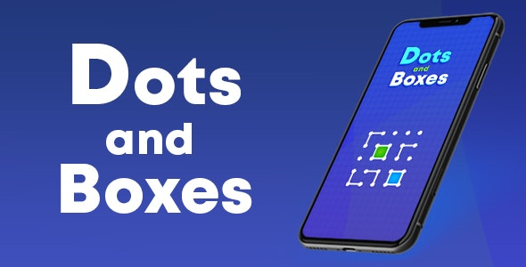 Dots And Boxes - Online Multiplayer - iOS - CodeCanyon Item for Sale