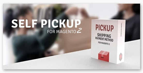 Self Pickup for Magento 2