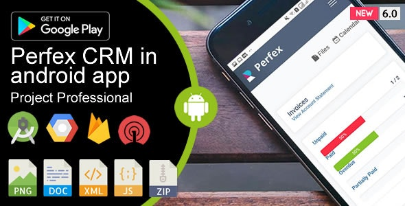 Weboox Convert - Perfex CRM to app Android - CodeCanyon Item for Sale