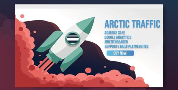 Arctic Traffic - The BEST Website Traffic Generator