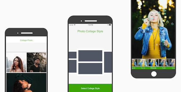 Photo Collage Style - CodeCanyon Item for Sale