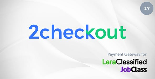 2Checkout Payment Gateway Plugin