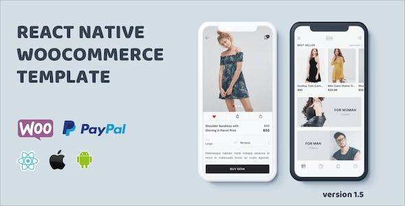 StoreX Pro - React Native Complete Ecommerce Template