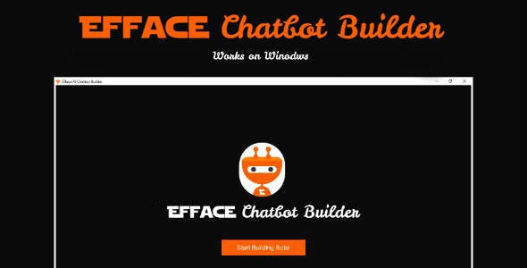 Efface Chatbot Builder - CodeCanyon Item for Sale