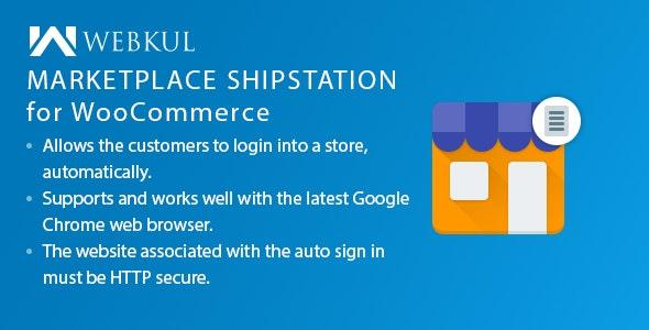 Multi-Vendor Shipstation Integration for WooCommerce by