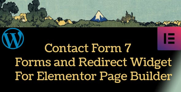 Contact Form 7 Forms and Redirect Widget For Elementor Page Builder