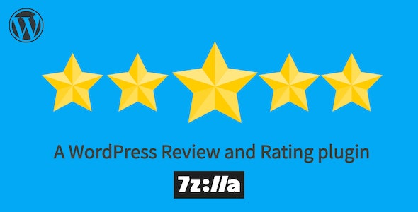 RatePress - A rating system and review plugin for WordPress - CodeCanyon Item for Sale