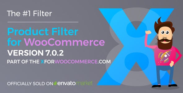 Product Filter for WooCommerce        Nulled