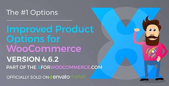 Improved Product Options for WooCommerce        Nulled