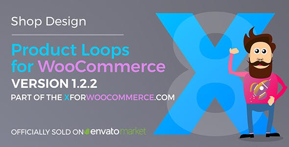 Product Loops for WooCommerce - 100+ Awesome styles and options for your WooCommerce products