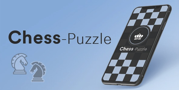 Chess Puzzle - iOS - CodeCanyon Item for Sale