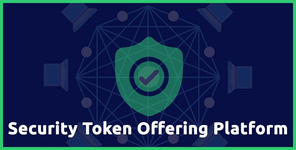 STO - Security Token Offering Platform