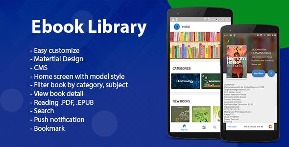 Ebook Android App