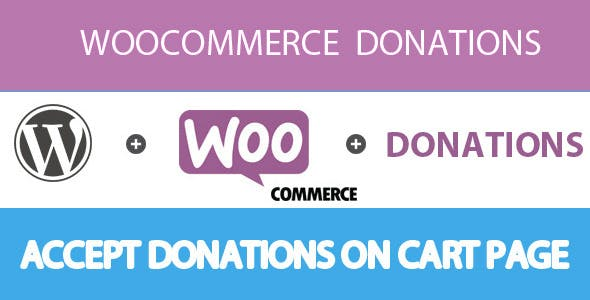 Woocommerce Donation plugin        Nulled