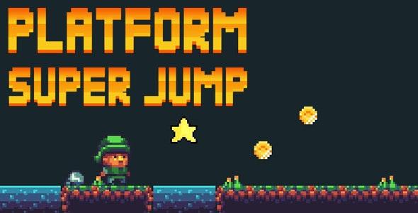 Platform Super Jump - CodeCanyon Item for Sale