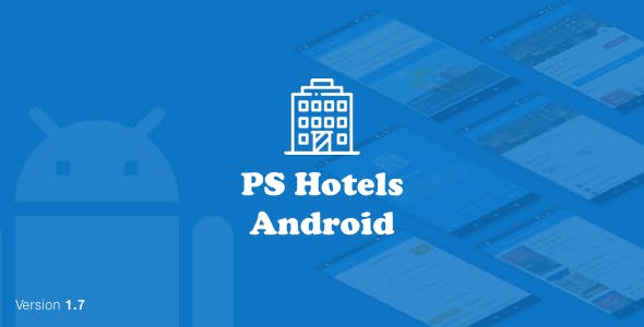 Hotels Android App With Material Design & PHP Backend (V1.7)