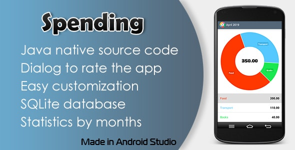 Spending - CodeCanyon Item for Sale