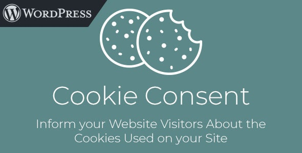 Cookie Consent - WordPress Plugin to Accept Cookie Policy - CodeCanyon Item for Sale