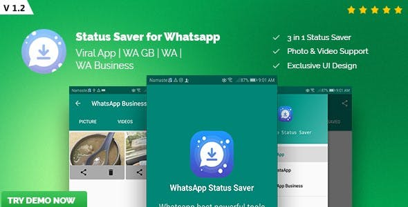 Make A Whatsapp App With Mobile App Templates From