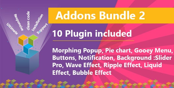 Ultimate Bundle Two for WPBakery Page Builder (formerly Visual Composer) - CodeCanyon Item for Sale
