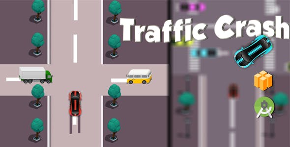 Traffic Crash (Buildbox 2.3.3 - Admob + android studio)
