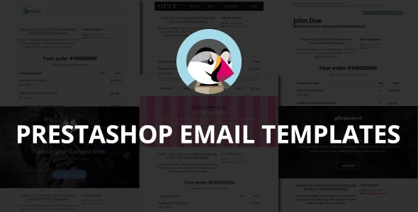 PrestaShop Email Templates