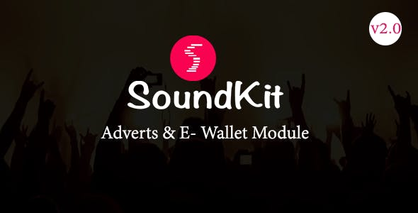 Adverts & E-Wallet - Module for SoundKit