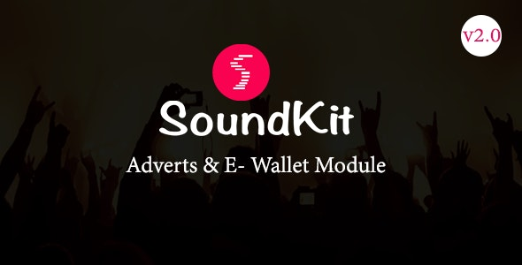 Adverts & E-Wallet - Module for SoundKit - CodeCanyon Item for Sale