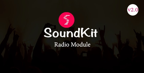 Radio - Module for SoundKit - CodeCanyon Item for Sale