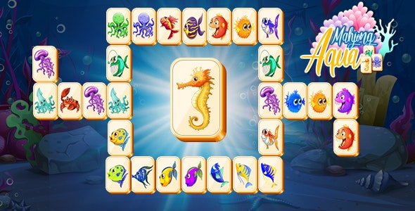 Mahjong Fish (Admob+GDBR) - CodeCanyon Item for Sale