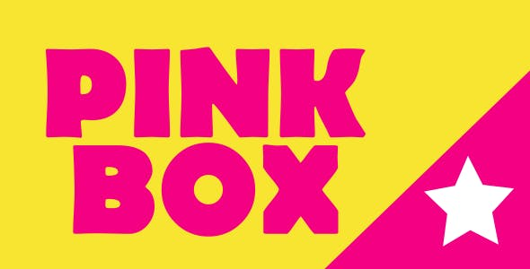 Pink Box | Html5 Mobile Game