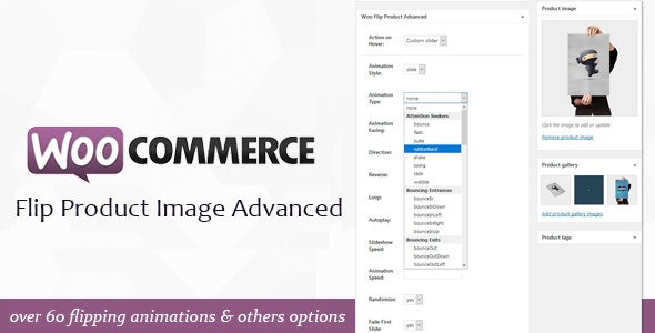 WooCommerce Flip Product Image Advanced - CodeCanyon Item for Sale