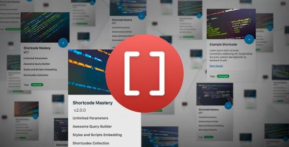 Shortcode Mastery Pro