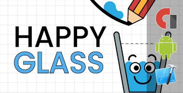 Happy Glass (unity)
