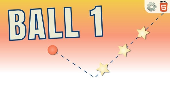 BALL1 - HTML5 Casual Game - CodeCanyon Item for Sale