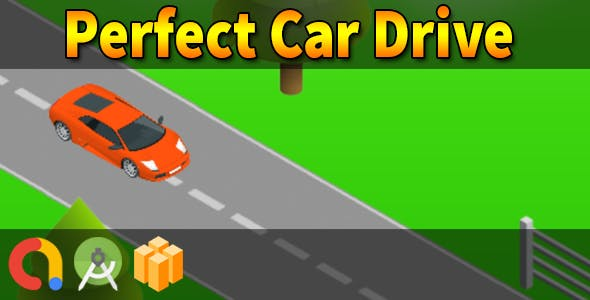 Drive and Park Perfect Car - Android Studio + Buildbox Template + Admob + GDPR + API 27 + Eclipse