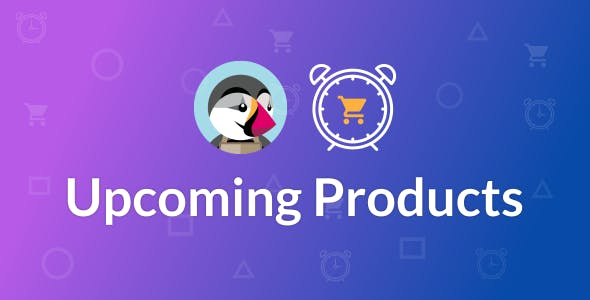 PrestaShop Upcoming Product