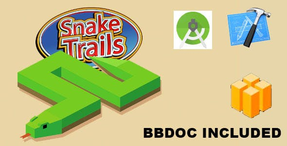 Snake Trails Buildbox IOS Android
