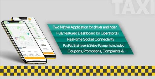 Taxi Plugins, Code & Scripts from CodeCanyon
