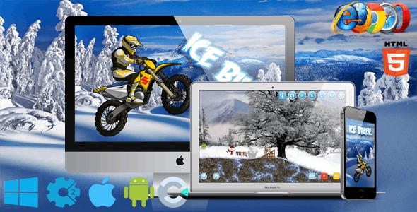 Ice Biker - CodeCanyon Item for Sale