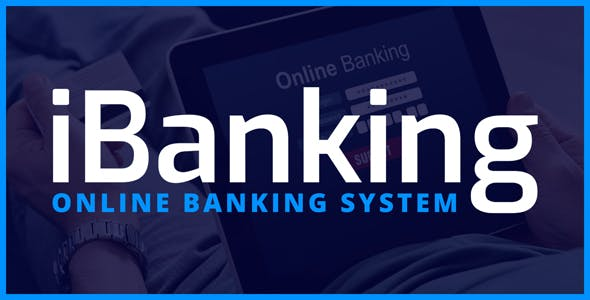 iBanking - Online Banking System - CodeCanyon Item for Sale