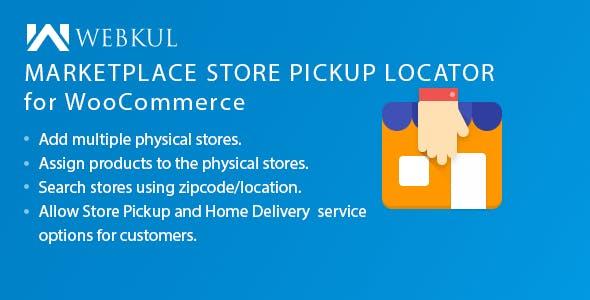 Multi-Vendor Store Pickup Locator for WooCommerce