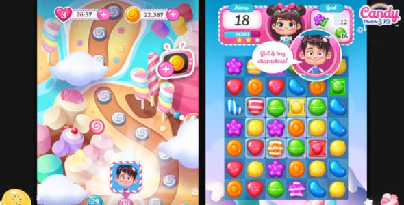 candy crush Free Download | Envato Nulled Script