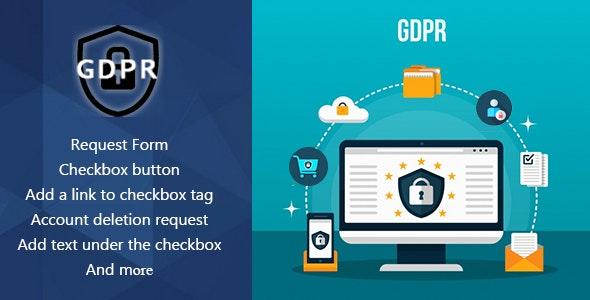 Leo GDPR - Prestashop Module for The General Data Protection Regulation - CodeCanyon Item for Sale