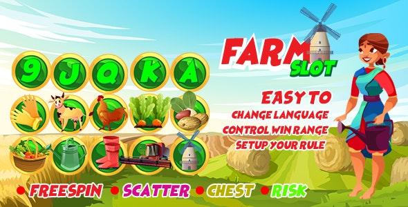 Farm Slot - CodeCanyon Item for Sale