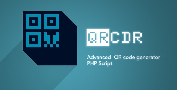 QRcdr - responsive QR Code generator by nicolafranchini | CodeCanyon